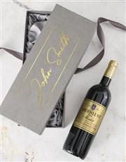 Personalised Elegance Johnnie Walker Gift Box