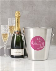 Personalised Name And Occasion Ice Bucket