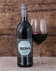 Gift like a boss with this bottle of Shiraz which