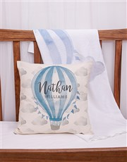Welcome the new baby with this adorable scatter cu