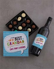 Spoil the world's best grandad with this special g