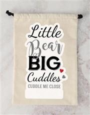 Make sure someone special gets plenty of cuddles w