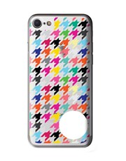 Personalised Houndstooth iPhone Cover