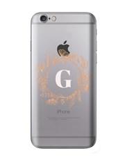 Personalised Flower Crown iPhone Cover
