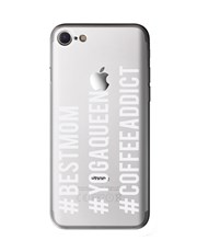 Personalised Hashtag iPhone Cover
