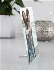 Celebrate that anniversary with a glass tile which