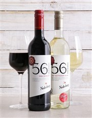 Personalised Mr & Mrs Wine Carrier