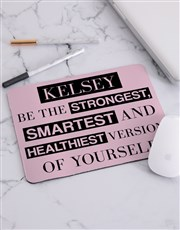 Personalised Version of Yourself Mouse Pad