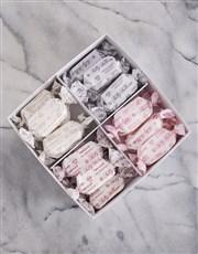 Personalised Sally Williams Nougat Box