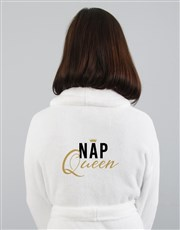 Personalised Nap Queen Gown