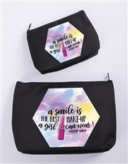 Personalised Best Makeup Cosmetic Bag