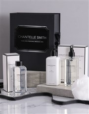 Personalised Charlotte Rhys Bath Gift Box