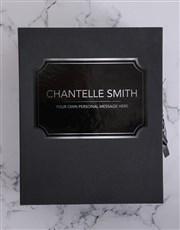 Personalised Charlotte Rhys Ultimate Gift Box