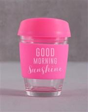 Personalised Morning Sunshine Mug