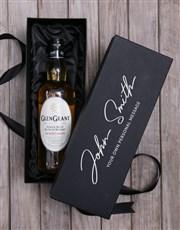 Personalised Single Malt Whisky Box