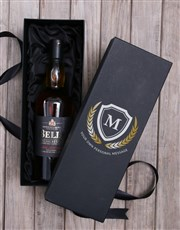 Personalised Bells Whisky Box