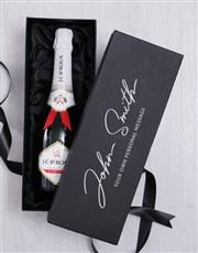 Personalised Signature Bubbly Giftbox