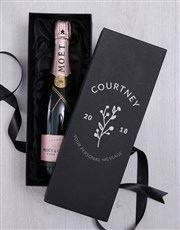 Personalised Pink Bubbly Giftbox