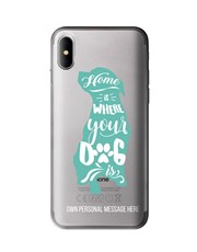 Personalised Dog Lover iPhone Cover