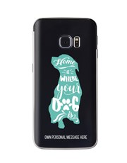 Personalised Dog Lover Samsung Cover
