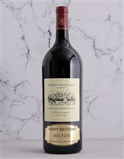Personalised Rupert and Rothschild Magnum