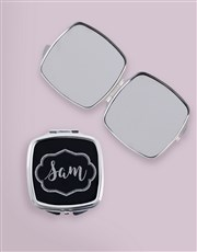 Personalised Glam Cosmetic Bag
