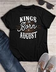 Personalised Kings Shirt for Men