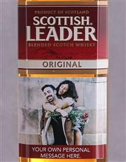 Personalised Photo Scottish Leader