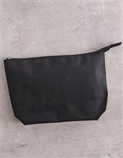 Personalised Mens Wash Bag