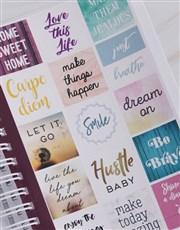 Personalised Strive For Progress Journal