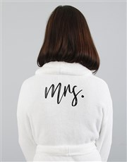 Personalised Modern Woman Gown