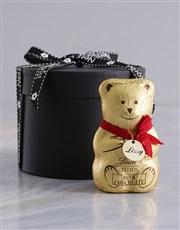 Personalised Lindt Teddy