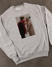 Personalised Photo Sweater