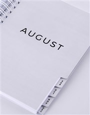 Personalised World Awaits Goal Journal