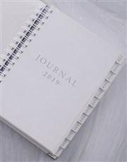 Personalised No Limit Rocket Goal Journal