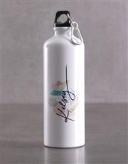 Personalised Pattern Waterbottle