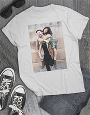 Personalised Photo T Shirt