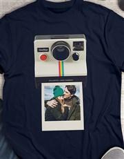Personalised Polaroid T Shirt