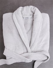 Personalised Heart Photo Fleece Gown