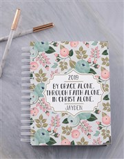 Personalised By Grace A5 Journal