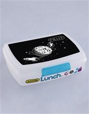 Personalised Lunar Boys Lunch Box