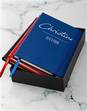 Personalised Classic A5 Notebook