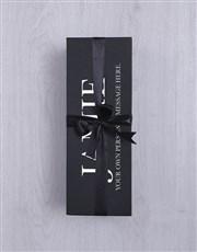 Personalised Martell VS Giftbox