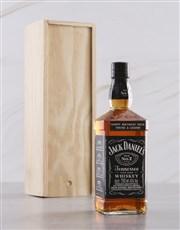 Personalised Jack Daniels Whiskey