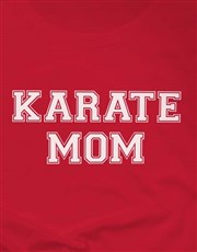 Personalised Sport Mom Ladies Tshirt