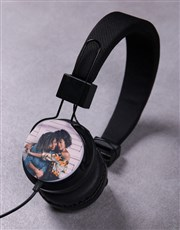 Personalised Photo Headphones