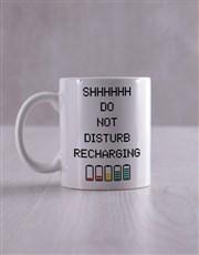 Personalised Recharging Socks & Mug