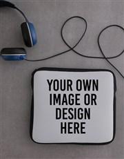 Personalised Neoprene Own Image Tablet Cover
