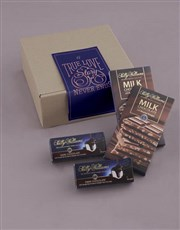 Personalised True Love Sally Williams Nougat Box