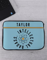 Personalised Badass Tablet or Laptop Sleeve